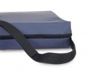 P628 Visco elastisch zitkussen 43x43x7 cm